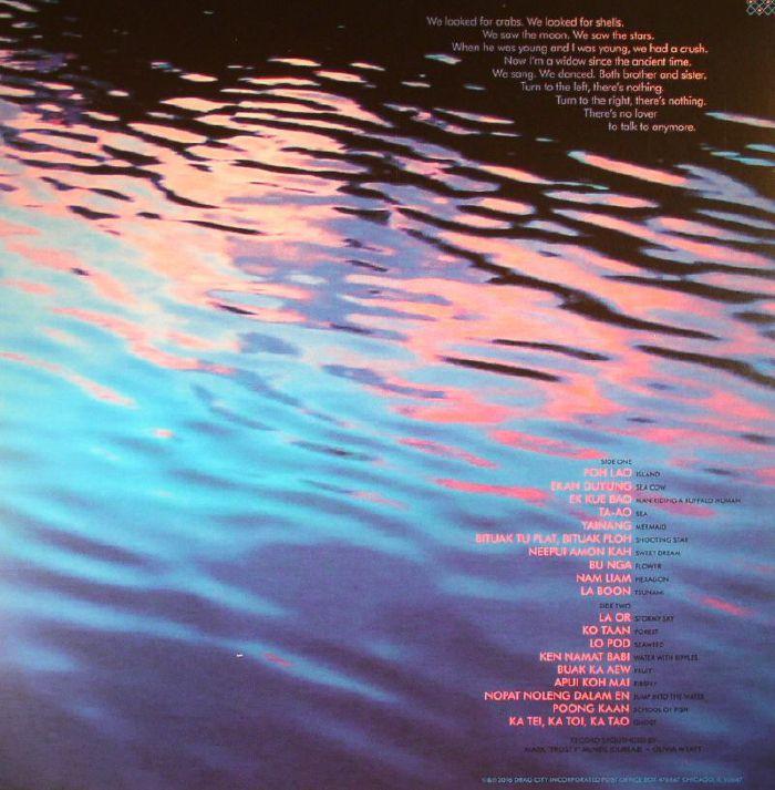 WYATT, Olivia/BITCHIN BAJAS - Sailing A Sinking Sea