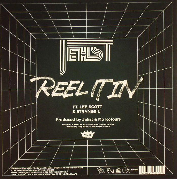 JEHST/LEE SCOTT/STRANGE U - Reel It In (Record Store Day 2016)