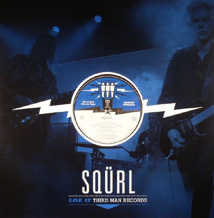 SQURL - Live At Third Man Records