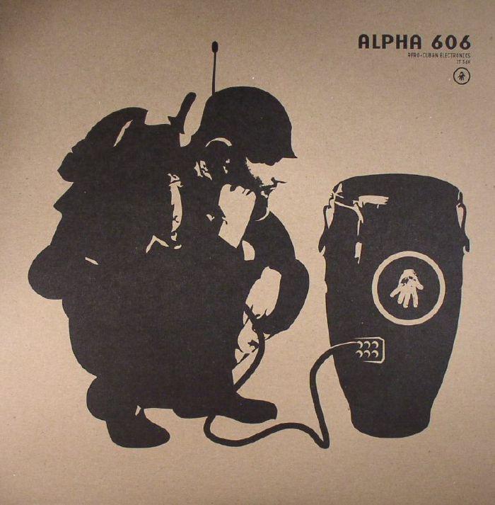 ALPHA 606 - Afro Cuban Electronics