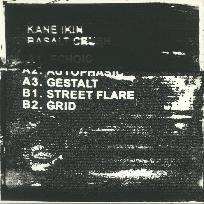IKIN, Kane - Basalt Crush