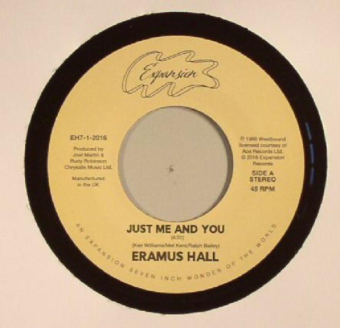 HALL, Eramus - Just Me & You