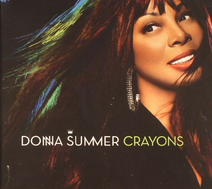 SUMMER, Donna - Crayons (Deluxe Edition)
