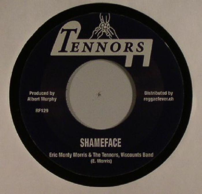 MORRIS, Eric Monty/THE TENNORS/VISCOUNTS BAND - Shameface