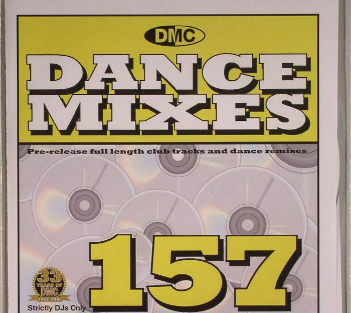 VARIOUS - Dance Mixes 157 (Strictly DJ Only)