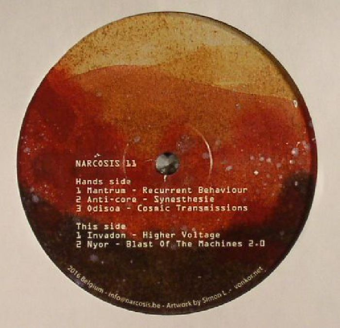 MANTRUM/ANTI CORE/ODISOA/INVADON/NYOR - Narcosis 11