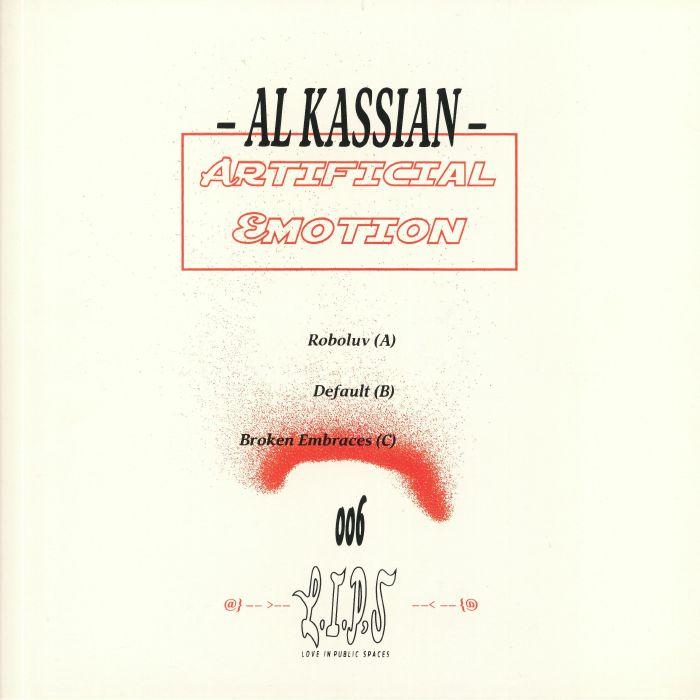 KASSIAN, Al - Artificial Emotion