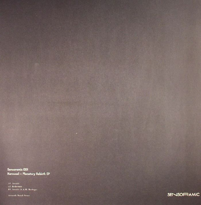 KAROUSEL - Planetary Rebirth (includes SAM remix)