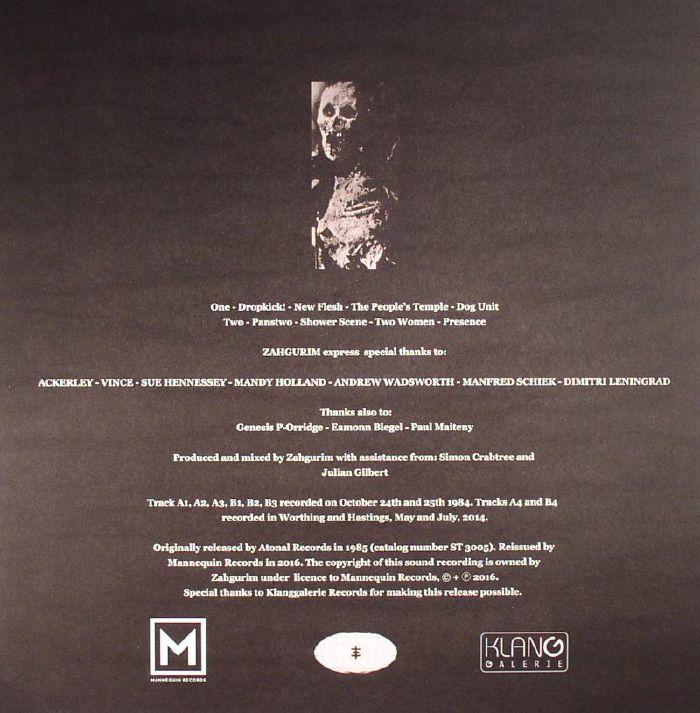 ZAHGURIM - Moral Rearmament: 30th Anniversary Edition