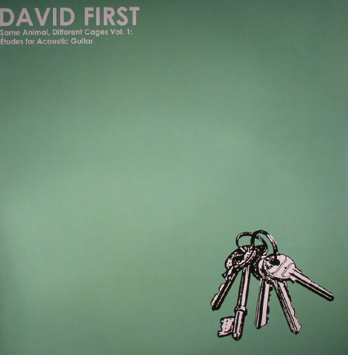 FIRST, David - Same Animal Different Cages Vol 1