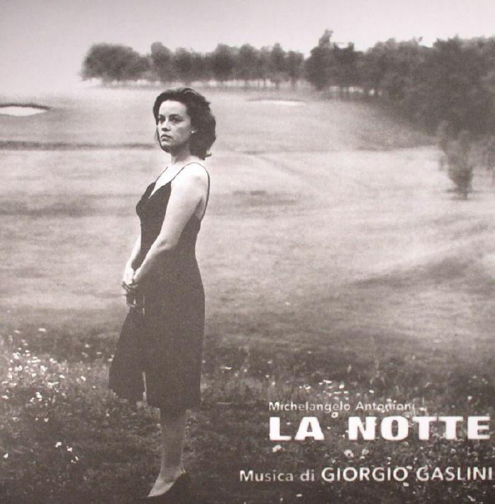GASLINI, Giorgio - La Notte (Soundtrack)
