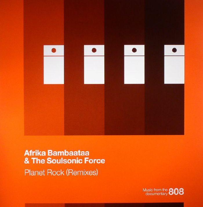 Lyrics for Planet Rock by Afrika Bambaataa & The Soulsonic ...