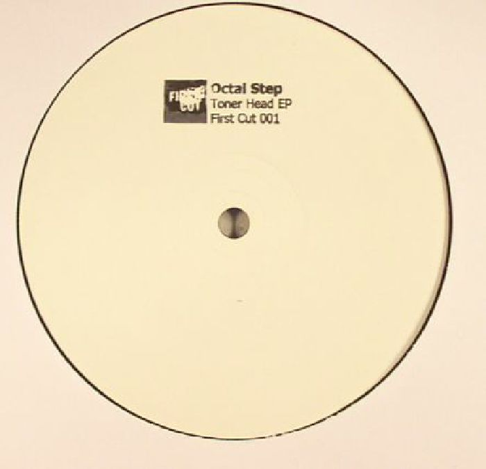 OCTAL STEP aka DEFEKT - Toner Head EP