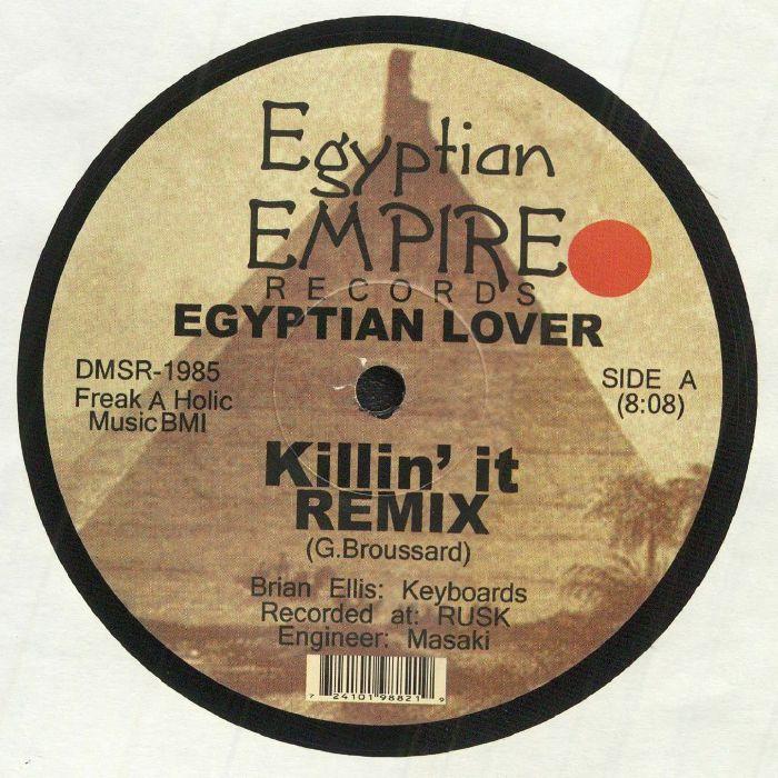 EGYPTIAN LOVER - Killin' It