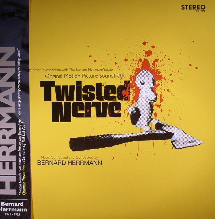 HERRMANN, Bernard - Twisted Nerve (Soundtrack)