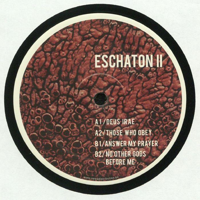Eschaton Eschaton Ii Vinyl At Juno Records