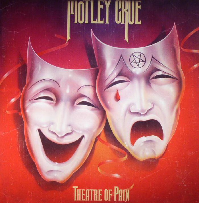 Motley Crue Theatre Of Pain Vinyl At Juno Records