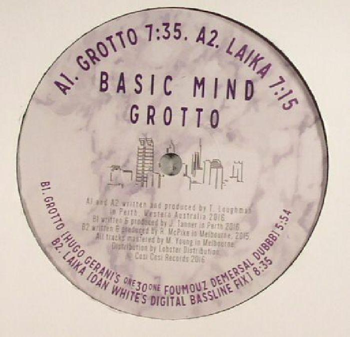 BASIC MIND - Grotto