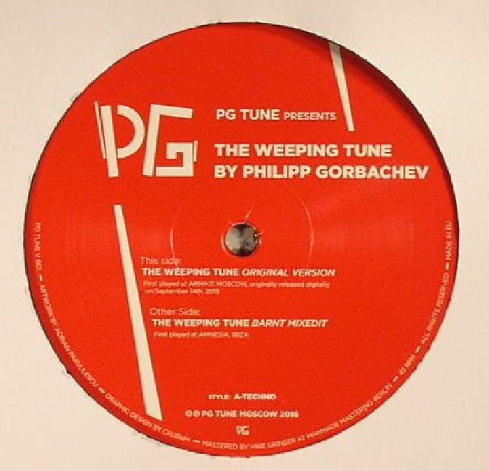 GORBACHEV, Philipp - The Weeping Tune