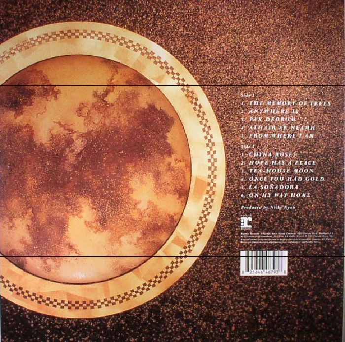 ENYA - The Memory Of Trees (reissue)
