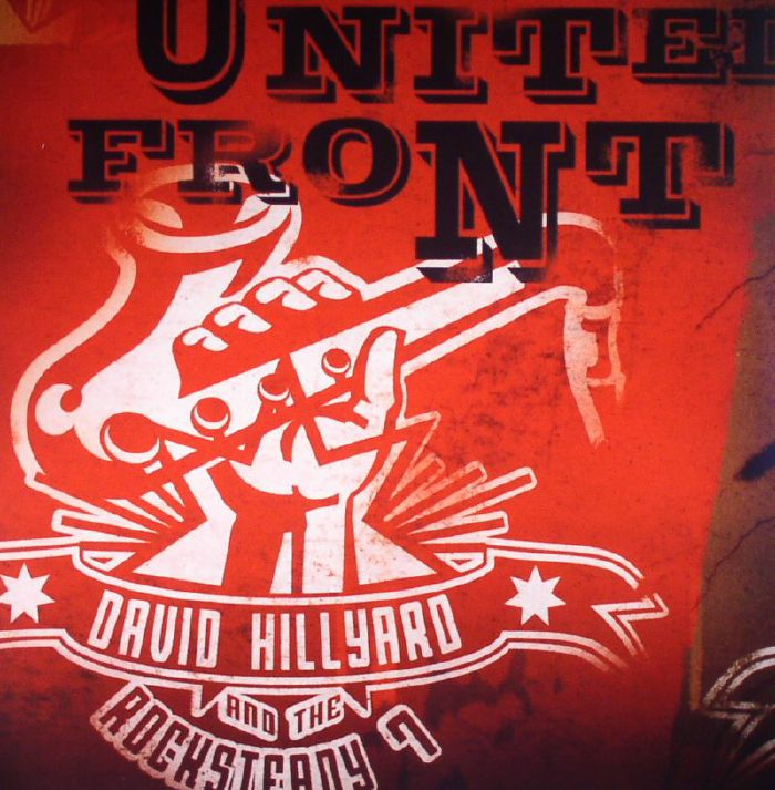 HILLYARD, David & THE ROCKSTEADY 7 - United Front