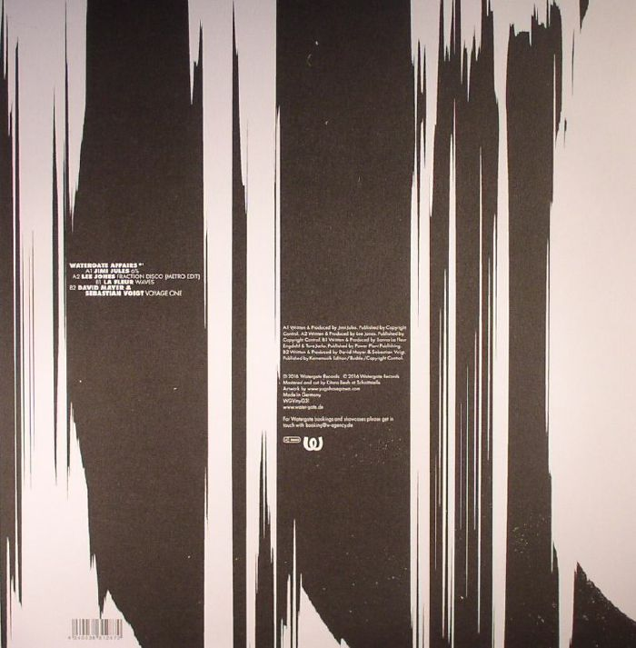 JULES, Jimi/LA FLEUR/LEE JONES/DAVID MAYER/SEBASTIAN VOIGT - Watergate Affairs 01