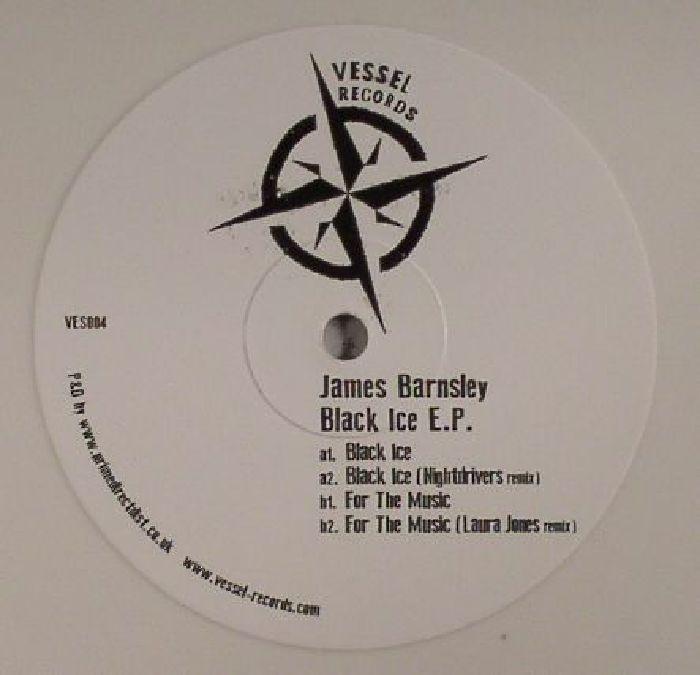 BARNSLEY, James - Black Ice EP