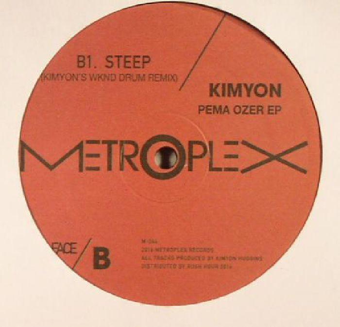 KIMYON - Pema Ozer EP