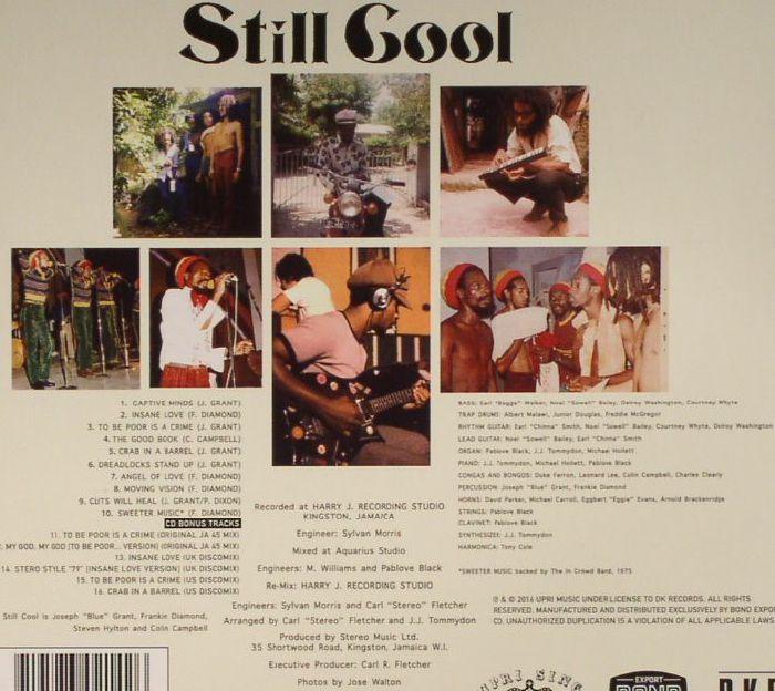 STILL COOL - Still Cool