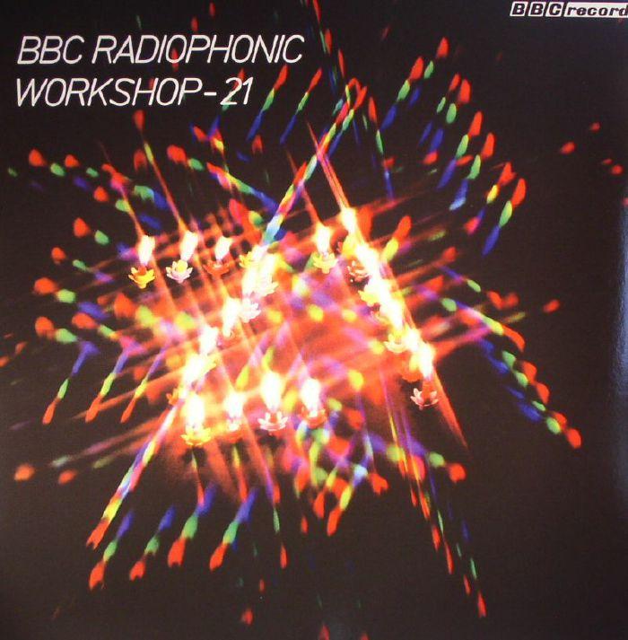 VARIOUS - BBC Radiophonic Workshop 21