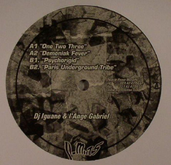 DJ IGUANE/L'ANGE GABRIEL - Headshop