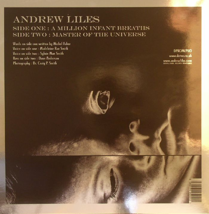 LILES, Andrew - A Milllion Infant Breaths