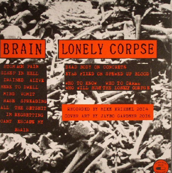 BLAZING EYE - Lonely Corpse