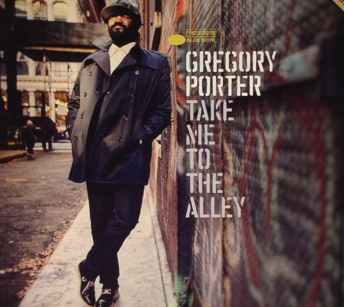 Gregory Porter Take Me To The Alley Deluxe Edition Vinyl