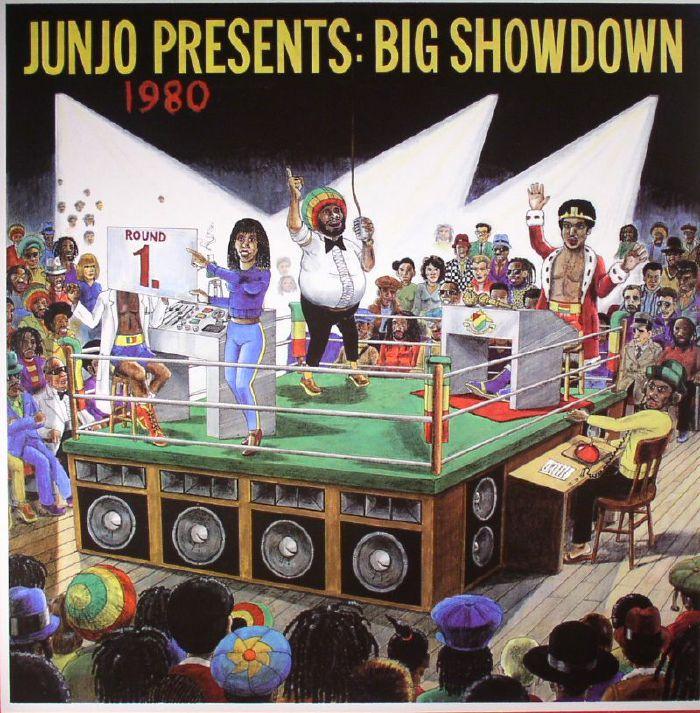 LAWES, Henry Junjo - Junjo Presents: Big Showdown (remastered)