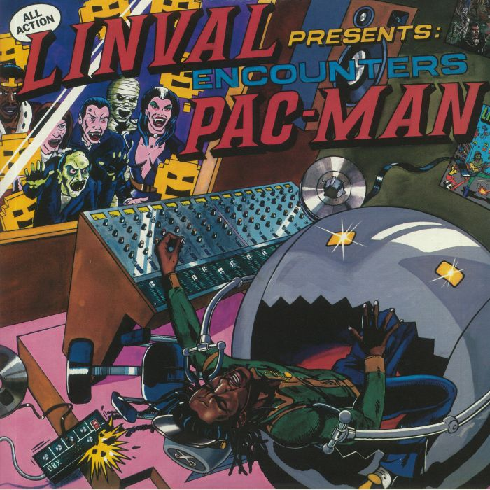THOMPSON, Linval/VARIOUS - Linval Presents: Encounters Pac Man (remastered)