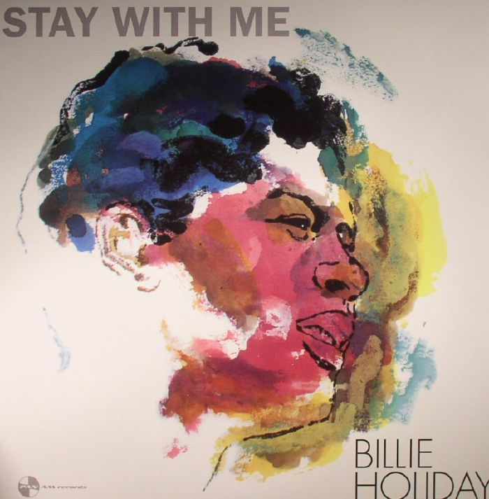 HOLIDAY, Billie - Stay With Me (remastered)
