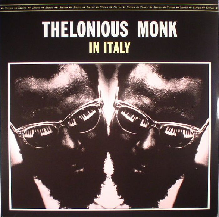 MONK, Thelonious - In Italy (reissue)