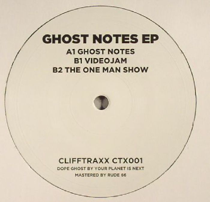 LOTHAR, Cliff - Ghost Notes EP