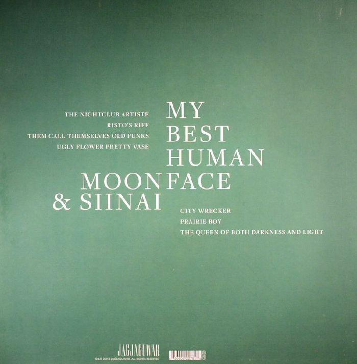 MOONFACE/SIINAI - My Best Human Face