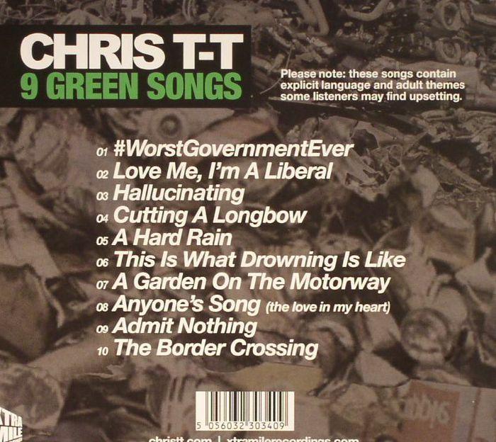 CHRIS T T - 9 Green Songs