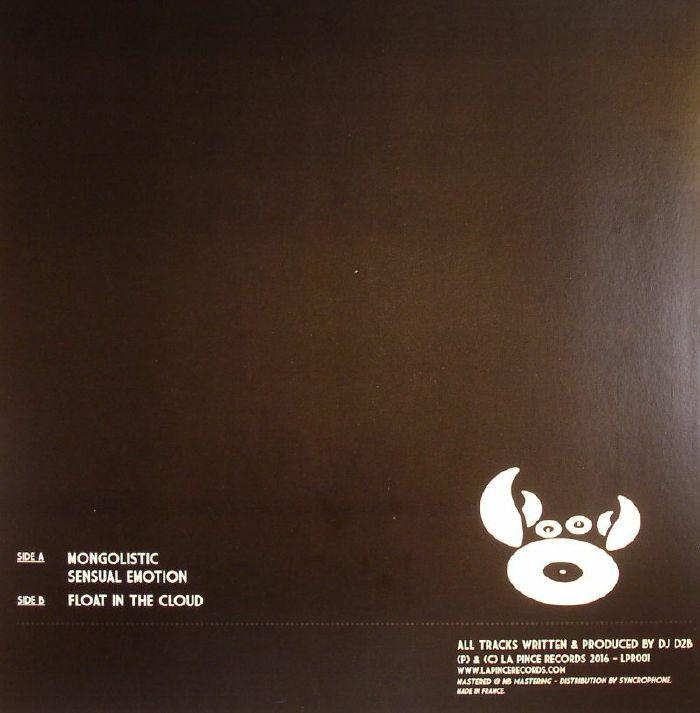 DJ D2B - Mongolistic EP