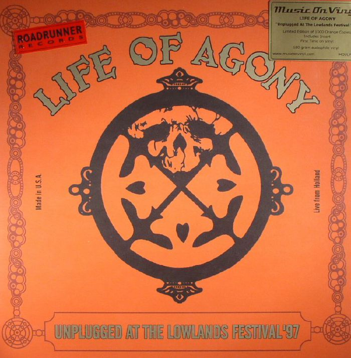 LIFE OF AGONY - Unplugged At Lowlands Festival '97