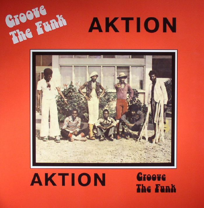 AKTION - Groove The Funk