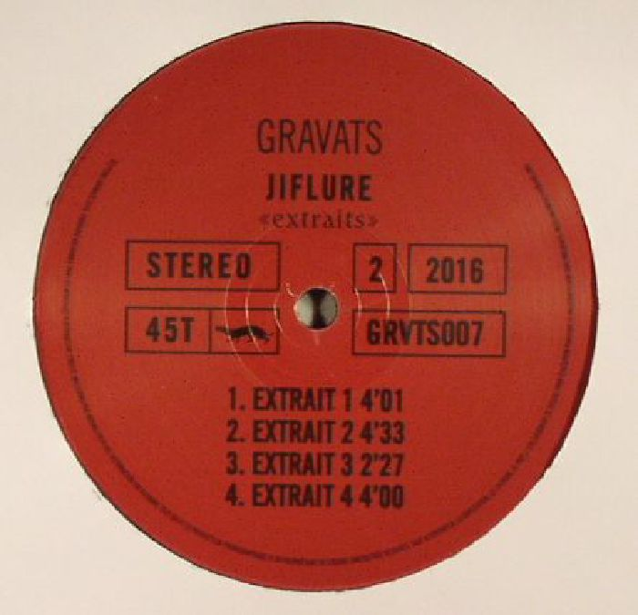 JIFLURE - Extraits