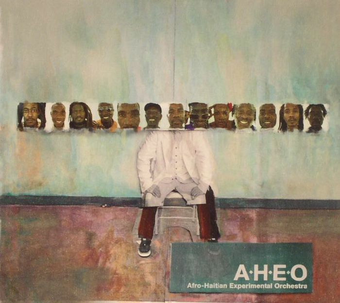 AFRO HAITIAN EXPERIMENTAL ORCHESTRA - Afro Haitian Experimental Orchestra