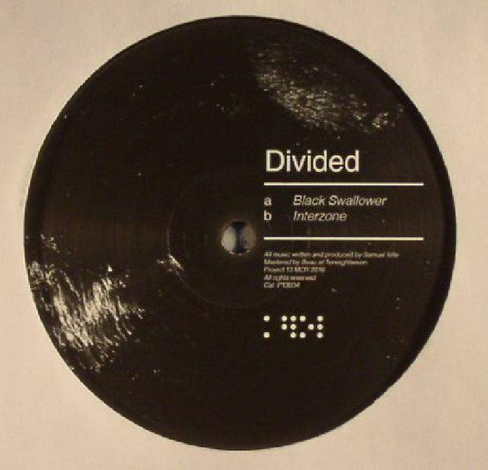 DIVIDED - Black Swallower