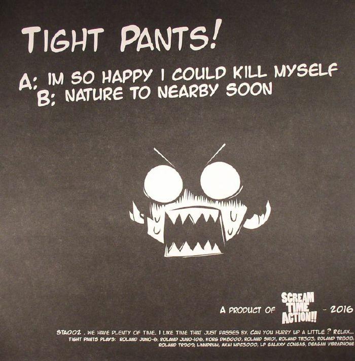 TIGHT PANTS - Hara Kiri For Fun
