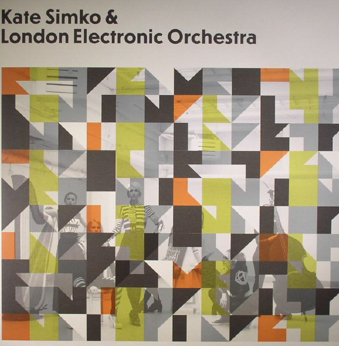 SIMKO, Kate/LONDON ELECTRONIC ORCHESTRA - Kate Simko & London Electronic Orchestra
