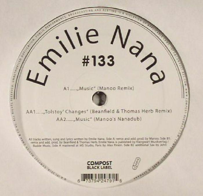 NANA, Emilie - Music (The Meeting Legacy remixes)